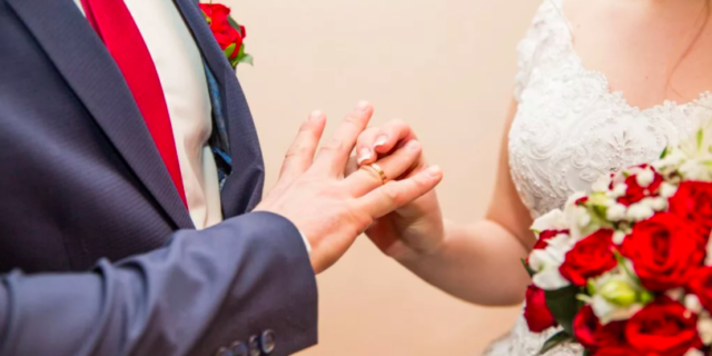 Дата успешной свадьбы
